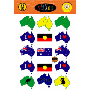 Aust Flag Coloured
